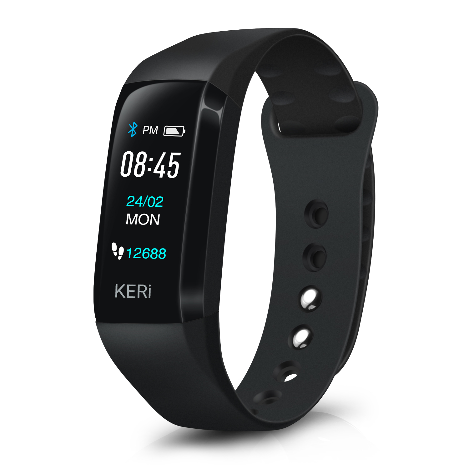 Smart Fitness/Health Tracker