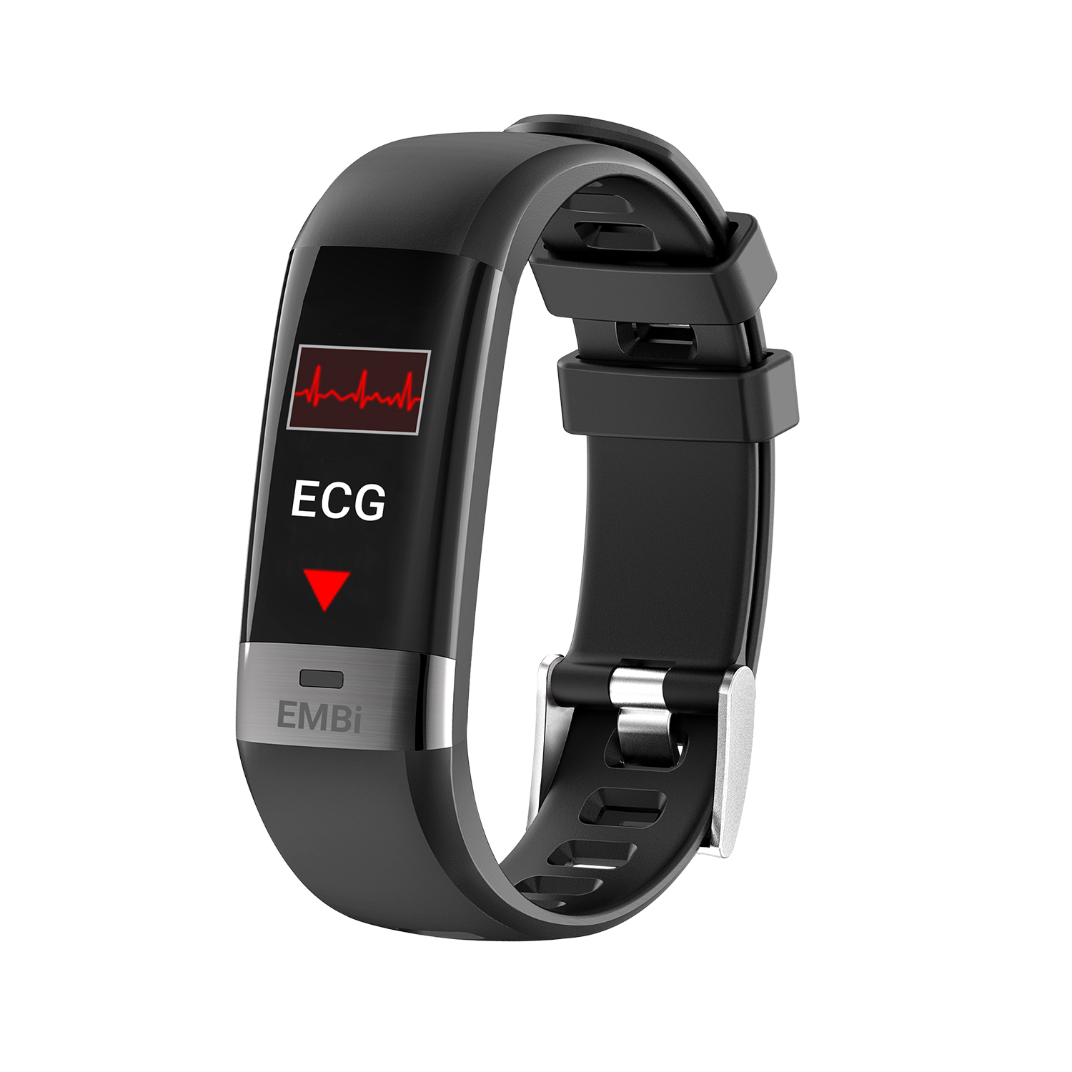 Smart ECG Heart Rate Monitor