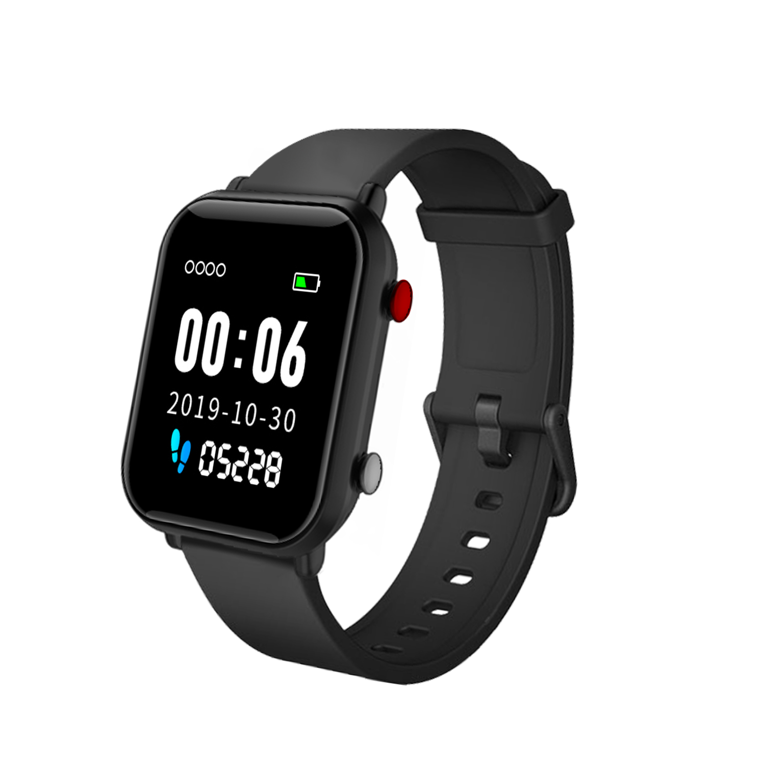 Smart NB-IoT Fitness Watch